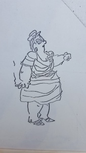 the big woman w cigarette - old (1)
