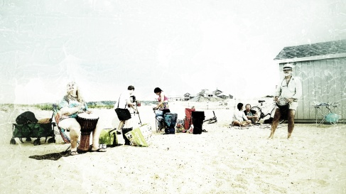 drum prep on sandy hook 6-18
